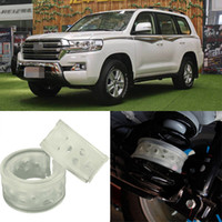 Wholesale 2pcs Super Power Rear Car Auto Shock Absorber Spring Bumper Power Cushion Buffer Special For Toyota Lang Curiser