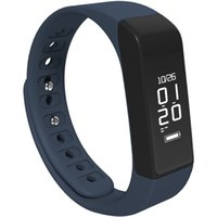 activity and calories - iWOWNfit i5 Plus Waterproof Wireless Activity Wristband Bluetooth Sports Bracelet with Calories Track for iPhone and Android