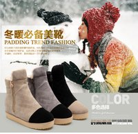 Cheap Short boots Japanese fashion cute short boots Ms autumn and winter boots Manufacturers selling Quality assurance Exempt postage