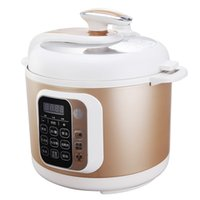 Wholesale Kitchen electric pressure cooker with double chamber L