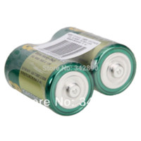 alkaline d battery - GP R20S SIZE D V Carbon zinc Battery Green Freeshipping Rechargeable Batteries Cheap Rechargeable Batteries