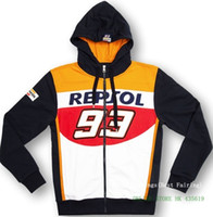 Wholesale REPSOL automobile race clothing outerwear motorcycle cotton casual sweatshirt