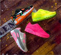airs powder - New Air Cushion Leisure Sports Running Shoes Powder Fashion Students Single Shoes For Women s Shoes