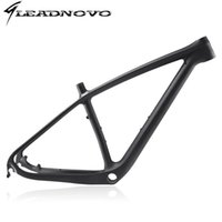 Wholesale Chinese Carbon Mtb Frame - Chinese Superlight Mountain Carbon bike frame mtb carbon fiber bicycle frameset size 29er compatible quick release free shipping