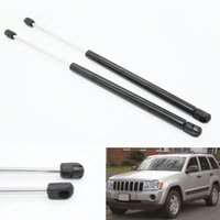 auto car lifts - 2pcs Car Rear Winodw Gas Struts Shock Struts Spring Auto Lift Supports fits for Jeep Grand Cherokee WH WK