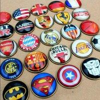 25mm stickers  2016 Wholesale 3D Car Stickers Badges Auto accessories decorative stickers15pcs 25mm Fashion Phone Paste Cartoon Football Team 3D-01-1