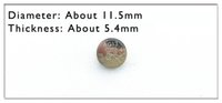 Wholesale LR44 AG13 L1154 A76 A V Button Cell Batteries Mini Lithium Whoelsales Batteries and Charger