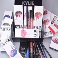 Wholesale Kylie jenner lipstick Copper Creme Shadow Rose Gold Metallic Lip Gloss Birthday Edition Kylie Cosmetics