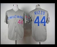 Wholesale 2016 new Men s Chicago Cubs baseball mlb jerseys Majestic royal white Flexbase Authentic Cool Base Player Jersey