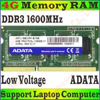 Wholesale Original Adata Micron Memory RAM PC3L g GB g GB DDR3L MHz FOR Laptop Notebook PC Compatible MHz PC3L S PROM5