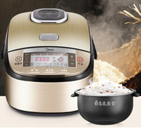 Wholesale Rice Cookers Household mini electric pot of steam quality goods Braised sweet thick bottom tripod cauldron is not hot