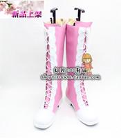 accessories evolution - DanceEvolution Dance Evolution ARCADE HIKARI Halloween Cosplay Boots Shoes JZ027 new version New Custom made