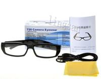 Wholesale 720P HD Mini Glasses Mini Life style Camera Glasses Eyewear DVR Video Recorder Cam