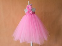 baby handband - 2016 hotselling tutu dress for babygirls partydress baby toddler with cute handband