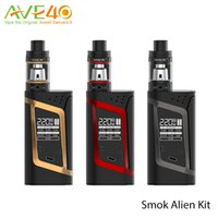 baby thread - Smok Alien TC Kit W Big Out Put With TFV8 Baby ml Tank Thread Original