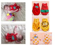 Wholesale Cartoon Baby Cotton Summer Bodysuits Newborn Clothes Infant Jumpsuit Baby Clothes
