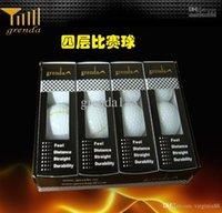 Wholesale grenda golf ball layer good ball china top brand