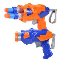 Wholesale PrettyBaby nerf n strike elite guns Soft Bullet Nerf N strike Elite Rampage Retaliator Series Blasters Refill Clip Darts electric toy gun