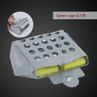 bee books - Book Type Beekeeping iron Queen Bee Cage Queen Bee Catcher Newest Clip Sytle Galvanized Iron queen bee cage queen catcher for beekeeping who