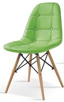 Wholesale eames chair with pu seat low price chair home dining chair meeting chair