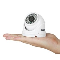 Wholesale 2016 New Escam QD520 Monitor White Color High Clear Picture Mini Monitor Dome HD720 Aluminium Alloy Good Quality Cheap