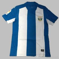Wholesale Thailand Quality DHL High Quality New Leganes Home Jerseys Leganes SHIRTS Leganes Men clothes