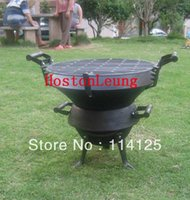 Wholesale outdoor firepit propane fire pit