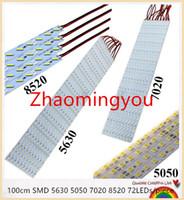 Wholesale HONG Best Selling cm SMD LED Hard Rigid Strip light warm White white DC V led bar light lamp