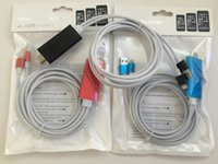 Wholesale High Speed m Ft Digital Adapter USB to HDMI for Iphone s s Plus SE Wifi Celluar version for Ipad