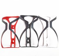 bicycle parts lot - 2PCS Ultra light water bottle cage full carbon fiber cycling bicycle water bottle holder bicycle parts ud matte g