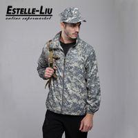 acu coat - ACU Camo Tactical Fashion Coats Men Waterproof Camouflage Camping Jackets for Man Hot