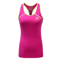 Wholesale Personalized breathable quick drying custom fit stretchy exercise fitness activewear contrast color compression gym vest for women