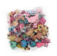 bag pet shop - LPS Toy bag bag Little Pet Shop MiniFigures Toys Littlest Animal Cat Dog patrulla canina Action Figures Kids toys Gift