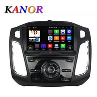 focus bluetooth gps - Kanor inch Quad Core Android Car DVD Player Fits for Ford Focus Capacitive GPS Navigation Multimedia WIFI Map