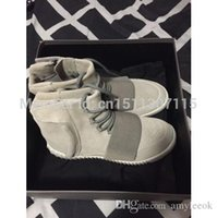 Wholesale Quality goods Original Quality Kanye Wesy Boost Sneakers Ankle Boots New Release Boost Shoes