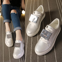 acne shoes - White Adriana with smiling face shoes Acne studios smile shoes tiepai leisure sports shoes with flat sole Robot Women Sneakers Flats