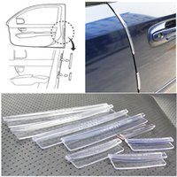 Wholesale Popular Car Door Rubber Edge Guards Molding Trim Protection Strip Scratch Protector