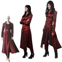 adulte movie - 2016 HOT Exclusive Movie X Men Phoenix Cosplay Costume Customized Women s Dress Halloween Per Le Donne Adulte Sexy Skintight
