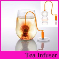 bag makers - Deep Coffee Tea Infusers Makers Diver Loose Leaf Strainer Bag Mug Filter Kitchen coffee tea tools for health beauty slimming