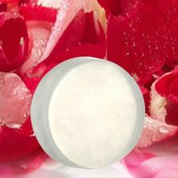 Wholesale AFY Natural Flower soap body whitening Ruddy Areola Crystal Soap Active Enzyme Soap Remove Odor Underarm Body Whitening Body Care
