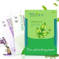 blotting paper - 1 Set New Arrival Makeup Face Care Oil Control Absorption Film Paper Oil Absorbing Blotting Paper Beauty Accessories