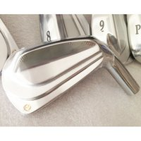 Wholesale Hot sale New Mens Golf IRONS Heads FORGED Personal Golf head set P Irons Clubs head