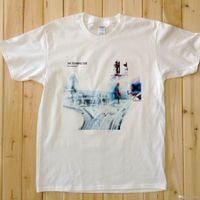 band tees - Radiohead OK Computer Rock Music Band Tee T Shirts Unisex Mens Womens RH32