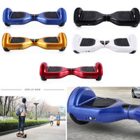 Wholesale Stock In US Inch Smart Balance Wheel Smart Balance Wheel Hoverboard Electric Skateboard Unicycle Drift Self Balancing Standing Scooter