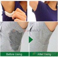 Wholesale 50pcs Disposable Underarm Sweat Guard Pads Armpit Sheet Dress Clothing Shield clothing big clothing stores dresses