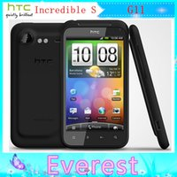 android incredible - Original Refurbished HTC Incredible S G11 S710e MP WCDMA G mAh GPS WIFI MP3 Player Touchscreen Smartphone