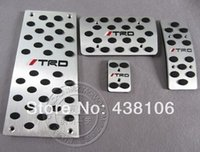 Piston auto clutch - TOYOTA Tundra Accelerator pedal High Quality Clutch Pedal Auto gas pedal Stainless steel brake pedals