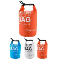 Wholesale 2L Outdoor Drifting Rafting Canoe Swimming Camping Hiking Waterproof Dry Bag Pouch New