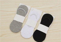 Wholesale 3pairs Spring Summer Casual Soft Women Ankle Sock Slippers Breathable Shallow Top Socks