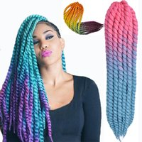 Wholesale Fashion mixed color braid new double stranded hand braided black wave Ma braided imports of low temperature flame retardant wire